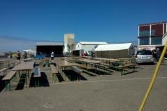 Installation des tables